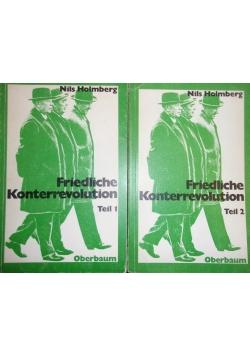 Friedliche Konterrevolution - 2 książki