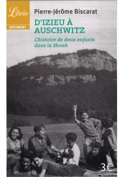 D'Izieu a Auschwitz
