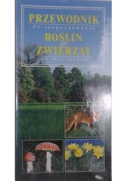 Przewodnik do rozpoznawania roślin i zwierząt na wycieczce