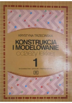 Konstrukcja i modelowanie odzieży lekkiej