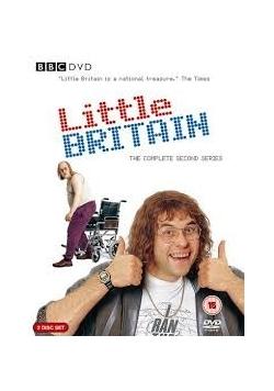 Little Britain, płyta DVD