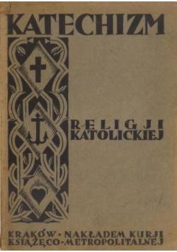 Katechizm religji katolickiej, 1941 r.