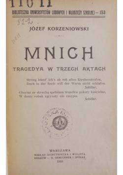 Mnich, 1910r.