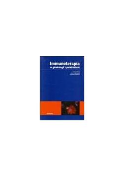 Immunoterapia w ginekologii i położnictwie