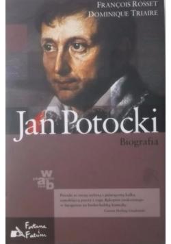 Jan Potocki: biografia
