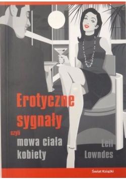 Erotyczne sygnały czyli mowa ciała kobiety