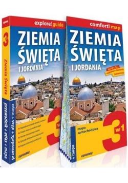 Explore! guide Ziemia Święta i Jordania 3w1 wyd.II
