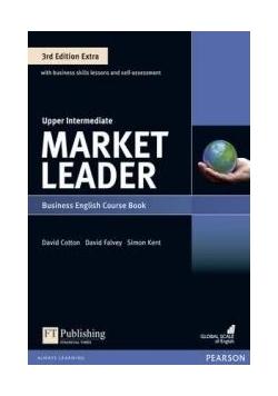 Market Leader 3E Extra Upper-Inter. SB PEARSON