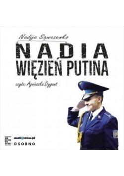 Nadia więzień Putina. Audiobook