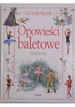 Opowieści baletowe