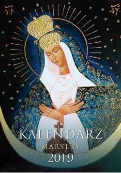 Kalendarz 2019 ścienny Maryjny