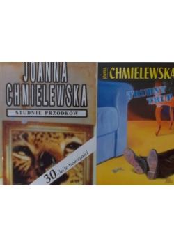 Trudny trup / Studnie przodków zestaw 2 książek