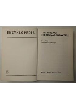 Encyklopedia organizacji międzynarodowych