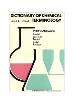 Dictionary of Chemical Terminology