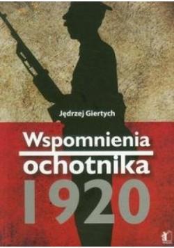 Wspomnienia ochotnika 1920