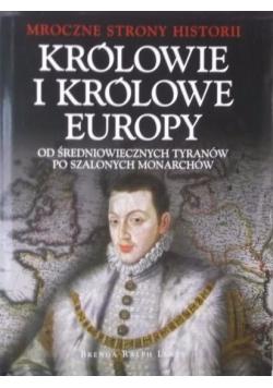 Lewis B. R. - Królowie i królowe Europy. Od średniowiecznych tyranów po szalonych monarchów