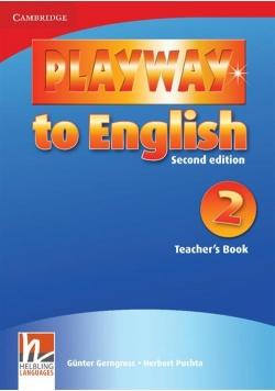 Playway to English 2 Teacher's Book