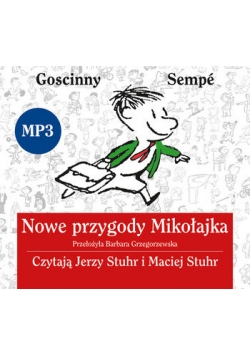 Nowe przygody Mikołajka, CD