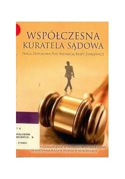 Współczesna kuratela sądowa