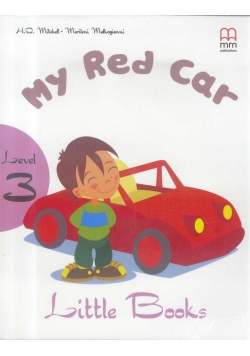 My red car + CD-ROM MM PUBLICATIONS
