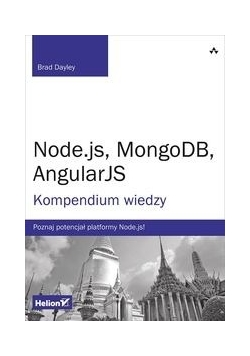 Node.js MongoDB AngularJS Kompendium wiedzy,