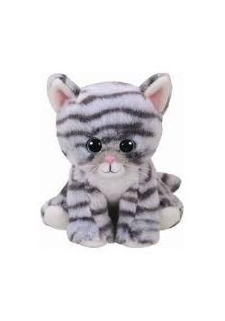 Beanie Babies Millie - Szary pręgowaty Kot 15cm
