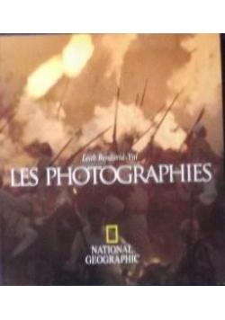 Les photographies