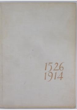 Cztery wielki Mazowsza. Szkice z dziejów 1526-1914