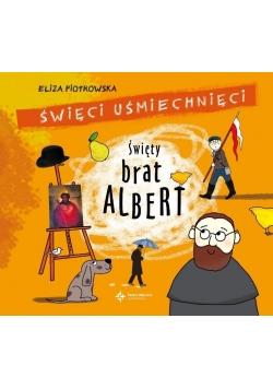 Święty Brat Albert. Audiobook