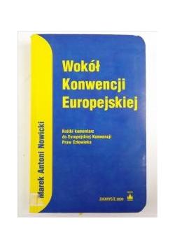 Wokół Konwencji Europejskiej