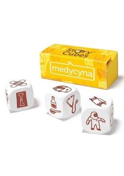 Story Cubes: Medycyna REBEL