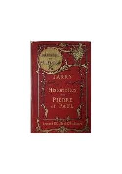 Historiettes pour Pierre et Paul,1921r.