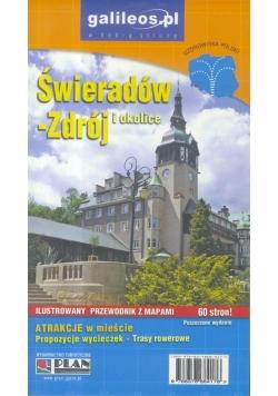 Przewodnik ilust. z mapami -Świeradów-Zdrój w.2018