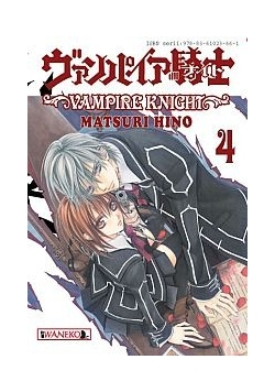 Vampire Knight, Tom IV