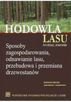 Hodowla lasu T.1 Sposoby zagospodarowania.. w.2