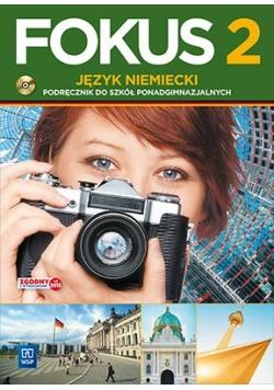 Fokus j. niem. podr PG ZP cz.2 + CD WSiP