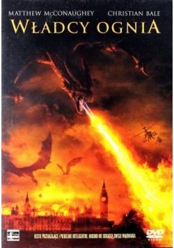 Władcy ognia, płyta DVD