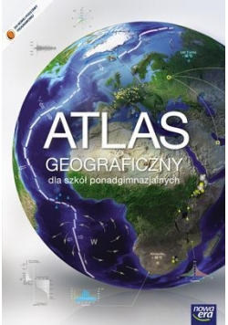 Atlas Geograficzny LO Świat,Polska w.2013 TW NE