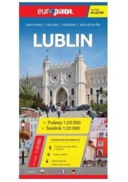 Plan Miasta EuroPilot. Lublin plastik