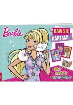Barbie. Baw się kartami