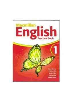 Macmillan English 1 PB+CD MACMILLAN