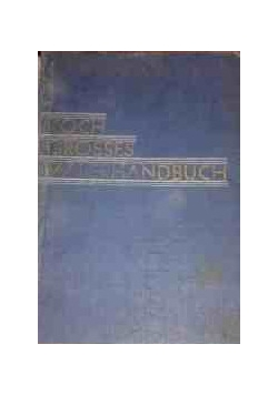 Grosses Malerhandbuch ,1938r.