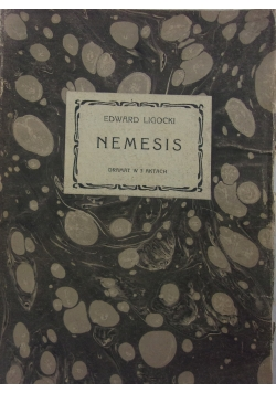 Nemesis,1921r.