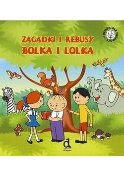 Zagadki i rebusy Bolka i Lolka