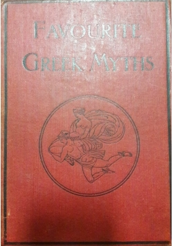 Favourite Greek Myths, 1917r.