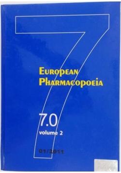 European Pharmacopoeia 7 .0 Volume 2