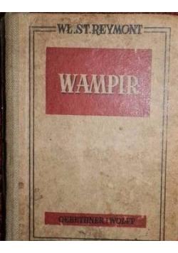 Wampir, 1950 r