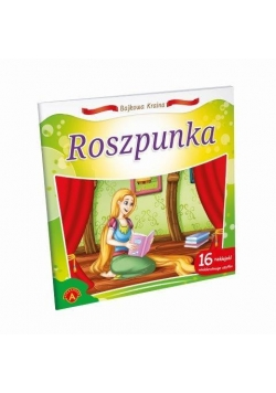 Bajkowa Kraina - Roszpunka