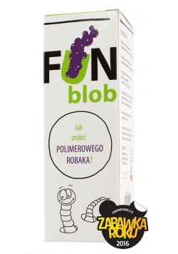 Mini eksperyment - FUN blob