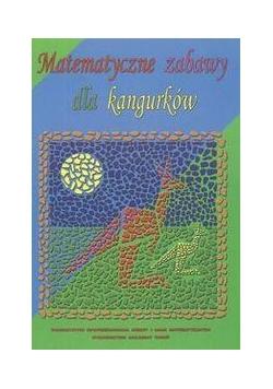 Matematyczne zabawy dla kangurków